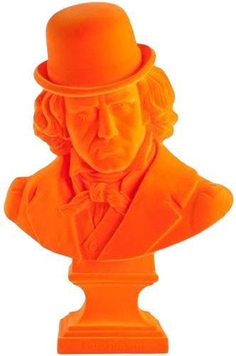 Ludwig_van_bust_-_flocked_orange-frank_kozik-ludwig_van_bust-ultraviolence-trampt-10339m