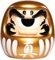 Fortune Daruma - Gold