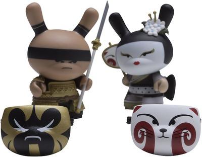 Kabuki__kitsune_-_set-huck_gee-dunny-kidrobot-trampt-12340m