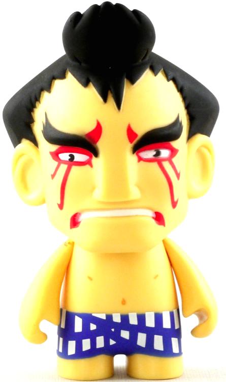 "Kidrobot Street Fighter Series 1 /""E 2011 Honda-Player 1/"""