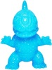 crouching Miborah - Blue Unpainted Rotofugi Exlusive
