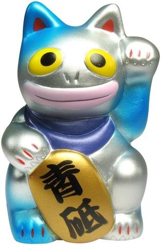 Mini_eel_cat_-_bluesilver-realxhead-mini_eel_cat-realxhead-trampt-12664m