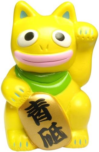 Mini_eel_cat_-_yellow-realxhead-mini_eel_cat-realxhead-trampt-12667m