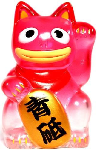 Mini_eel_cat_-_red_fade-realxhead-mini_eel_cat-realxhead-trampt-12669m