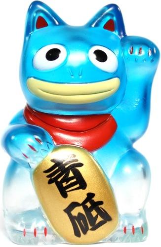 Mini_eel_cat_-_blue_fade-realxhead-mini_eel_cat-realxhead-trampt-12670m