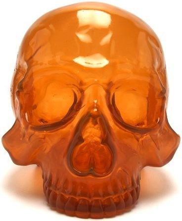 Skull_head_-_clear_brown-artoyz-skull_head-secret_base-trampt-12709m