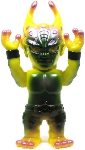 Mutant_evil_-_yellow_and_green-real_x_head_mori_katsura-mutant_evil-realxhead-trampt-12931m
