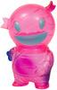 Pocket Mummy Boy - Clear Pink