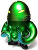 Squirm - Metallic Green