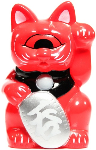 Mini_fortune_cat_-_red_w_red_eye-realxhead_mori_katsura-mini_fortune_cat-realxhead-trampt-14261m