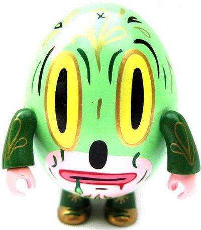 Hump_qee_dump_qee_-_green-gary_baseman-egg_qee-toy2r-trampt-14399m