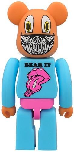 Grin__bear_it_berbrick-ron_english-berbrick-medicom_toy-trampt-14620m