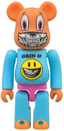 Grin__bear_it_berbrick-ron_english-berbrick-medicom_toy-trampt-14621m