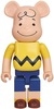 Charlie Brown Be@rbrick - 1000%