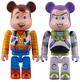 Woody & Buzz Lightyear - Set