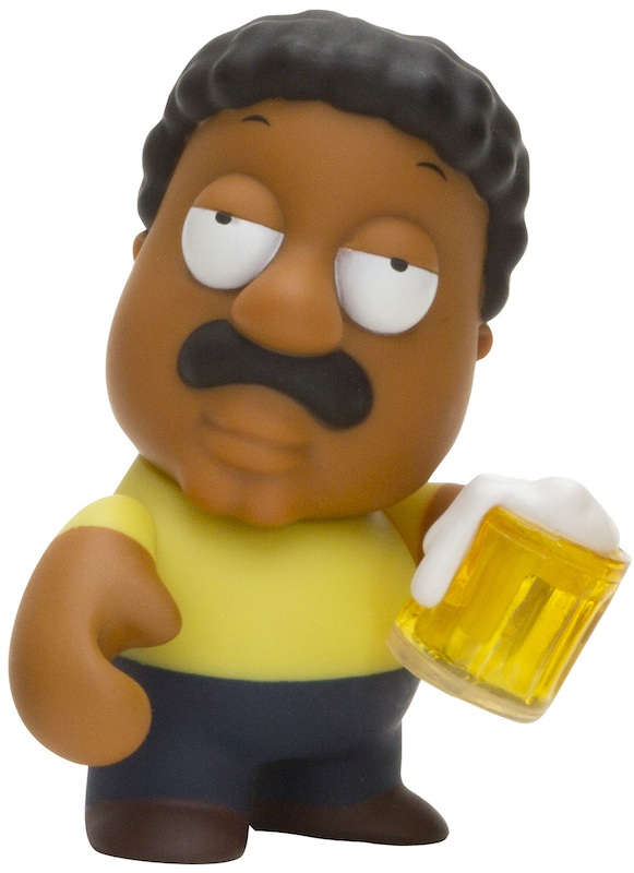 Cleveland Family Guy Toys : Cleveland brown family guy by seth macfarlane from