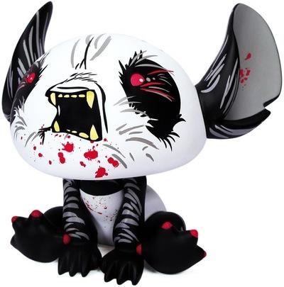 Stitch_626_artist_series_angry_woebots_bottsu_angry_war-angry_woebots-stitch_experiment_626-mindstyl-trampt-15536m