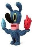 Aqua-gary_baseman-fire-water_bunnies-critterbox-trampt-16124m