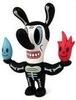 Fire-Water Bunny - Bones