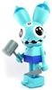 Kidrobot Space Monkey - Blue Version