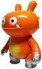 Wage Kaiju - Solid Orange