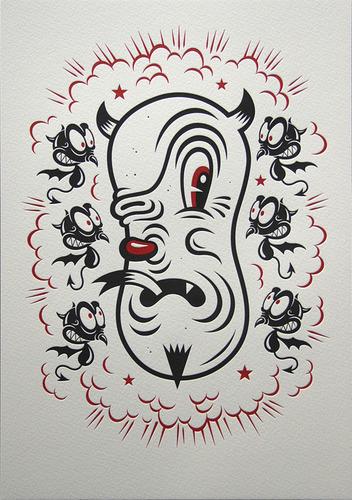 Beast-brian_taylor-letterpress-trampt-16979m