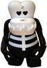 Black & White Skull Kun (Love KO)