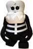 Black & White Skull Kun (Skull-chan)