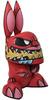 Fire-Cat Bunny (#7)