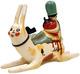 Bunny Ride, Go!! (Cupcake Edition)