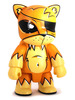 Toxic Swamp Cat Qee - Yellow 8""