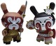 Kabuki & Kitsune - Toy Art Gallery Exclusive