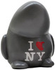 I Love NY - Grey