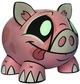 Piggy Bank - Pink