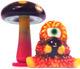 Treeson & Mushroom