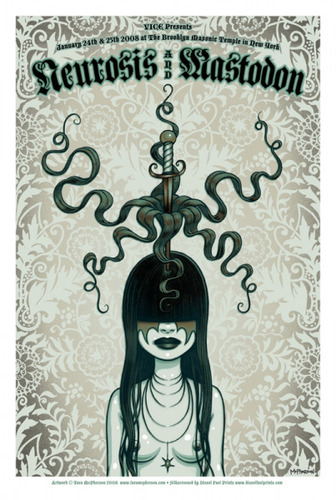 Neurosis_and_mastodon_-_brooklyn_ny_2008-tara_mcpherson-screenprint-trampt-20507m