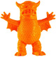 Greasebat - Unpainted Orange
