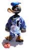 Donald Duck Blue Camo