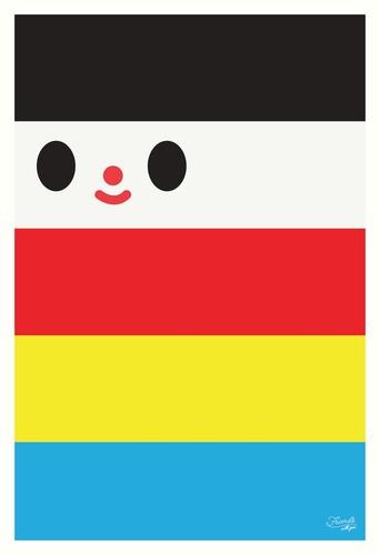 Friendship_flag-friends_with_you-screenprint-trampt-22492m