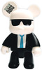 "Reservoir Dogs Bear Qee 8"" - Mr. Blue"
