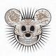 Raton Muerto - Gold