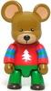 2010 Christmas Bear Qee