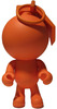 """Nade 9"""" - SDCC Orange"""