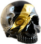 Skull Head - Pop Skull Black