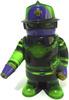 Robo Fire - Black & Green