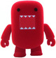 Domo - Red Flocked