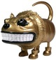 Booted Glamour Cat - Gold