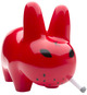 Smorkin' Glossy Labbit - Red