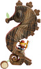 Seahorse and Rider - Lumberjack