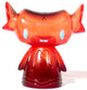 Fenton - Clear Red